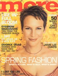 More Magazine - Monique Greenwood